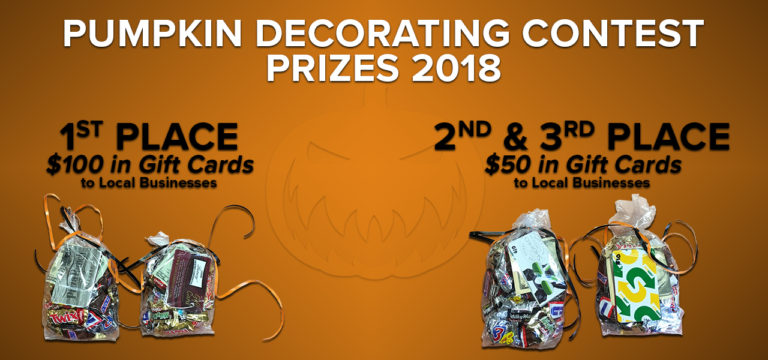 Pumpkin Contest Winners Prizes Dell Rapids Chamber of Commerce and Big Sioux Media dell rapids sd south dakota