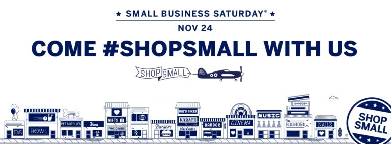 Small Business Saturday Dell Rapids SD November 24th 2018 dell rapids sd shop small south dakota