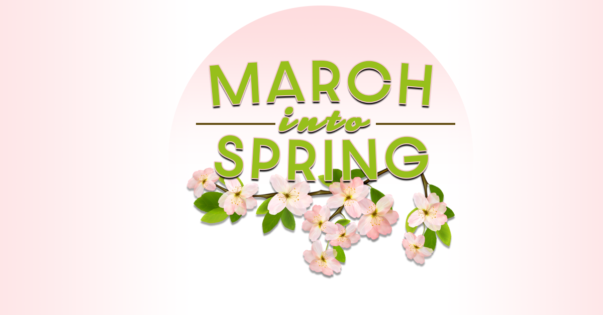 march into spring vendor show march 23rd 2019 dell rapids south Dakota dell rapids middle school commons area 1216 N. Garfield Ave. dell rapids sd