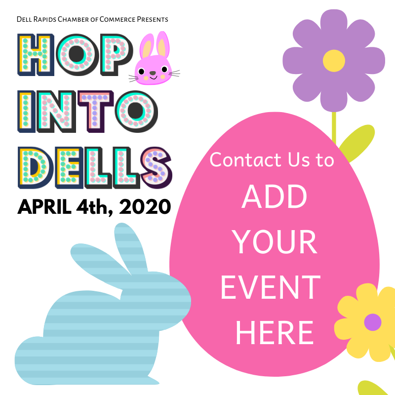 Hop Into Dells Event Sign Up