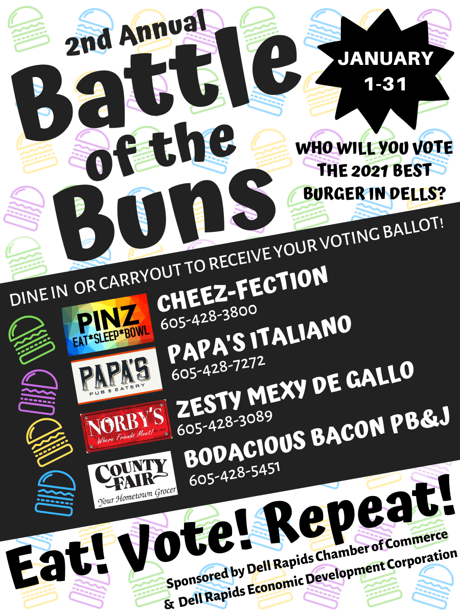 Battle of the Buns Returns January 2021!